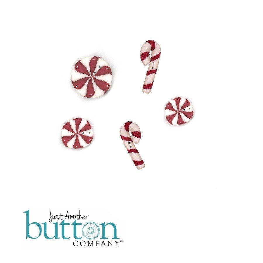 Kimberbell Buttons - Christmas Door Decor