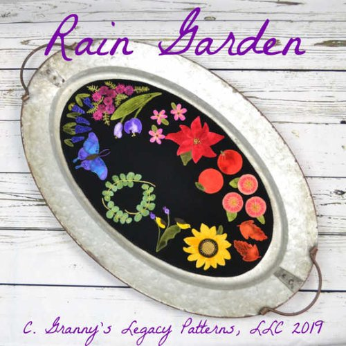 Kit W Granny's Legacy Rain Garden