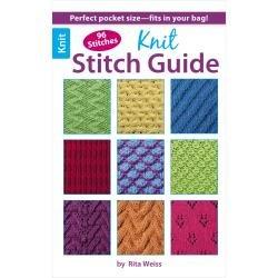 BK KN Knit Stitch Guide