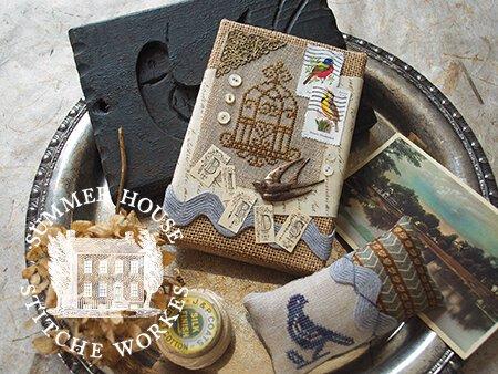 PT CS Summer House Postcards from the Heart 3 Lark