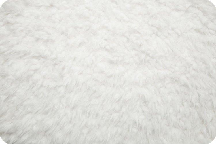 Shannon Luxe Cuddle Llama White