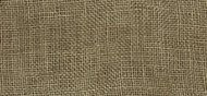 CS Fabric 28ct WDW Gingham Linen Natural/Cocoa FQ