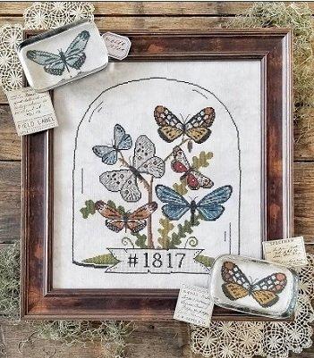 PT CS Liz Matthews Butterfly Cloche