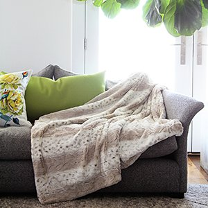 Kit S Shannon Luxe Throw