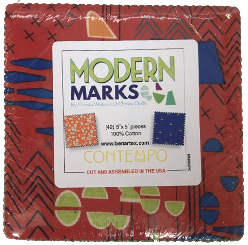 Contempo Modern Marks Charm Pack