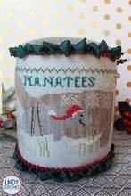 PT CS Lindy Stitches Merry Manatees