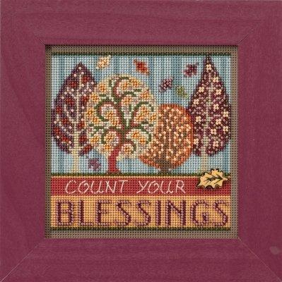 CS Kit Mill Hill Blessings