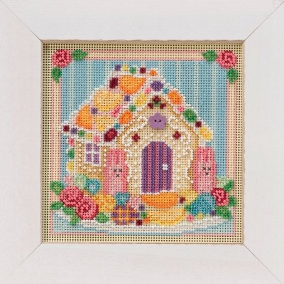 CS Kit Mill Hill Buttons & Beads Spring Sugar Cookie House