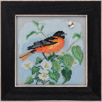 CS Kit Mill Hill Baltimore Oriole