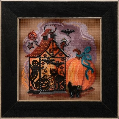 Mill Hill Buttons & Beads Haunted Lantern