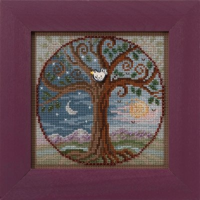 Mill Hill Buttons & Beads Tree of Life