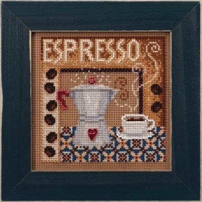 Mill Hill Buttons & Beads Espresso