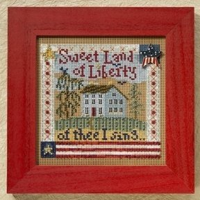 CS Kit Mill Hill Sweet Land of Liberty