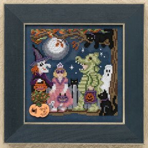 CS Kit Mill Hill Buttons & Beads Autumn Halloween Night