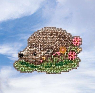 Mill Hill Spring Bouquet Hedgehog