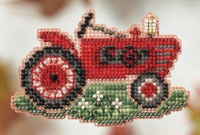CS Kit Mill Hill Autumn Harvest Grandpa's Tractor