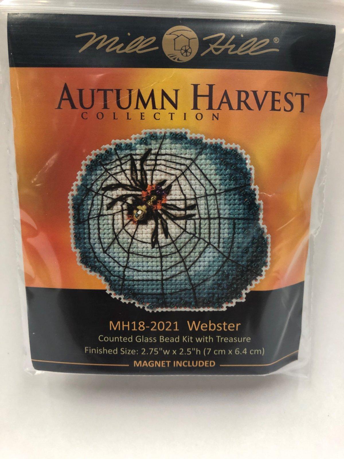 Mill Hill Autumn Harvest Webster