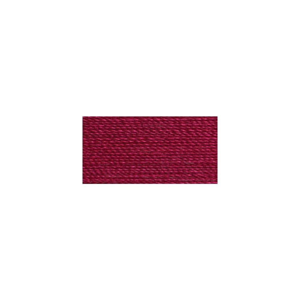 Aurifil Mako Cotton Embroidery Thread 50 wt. 1422 yds 1100 Red Plum