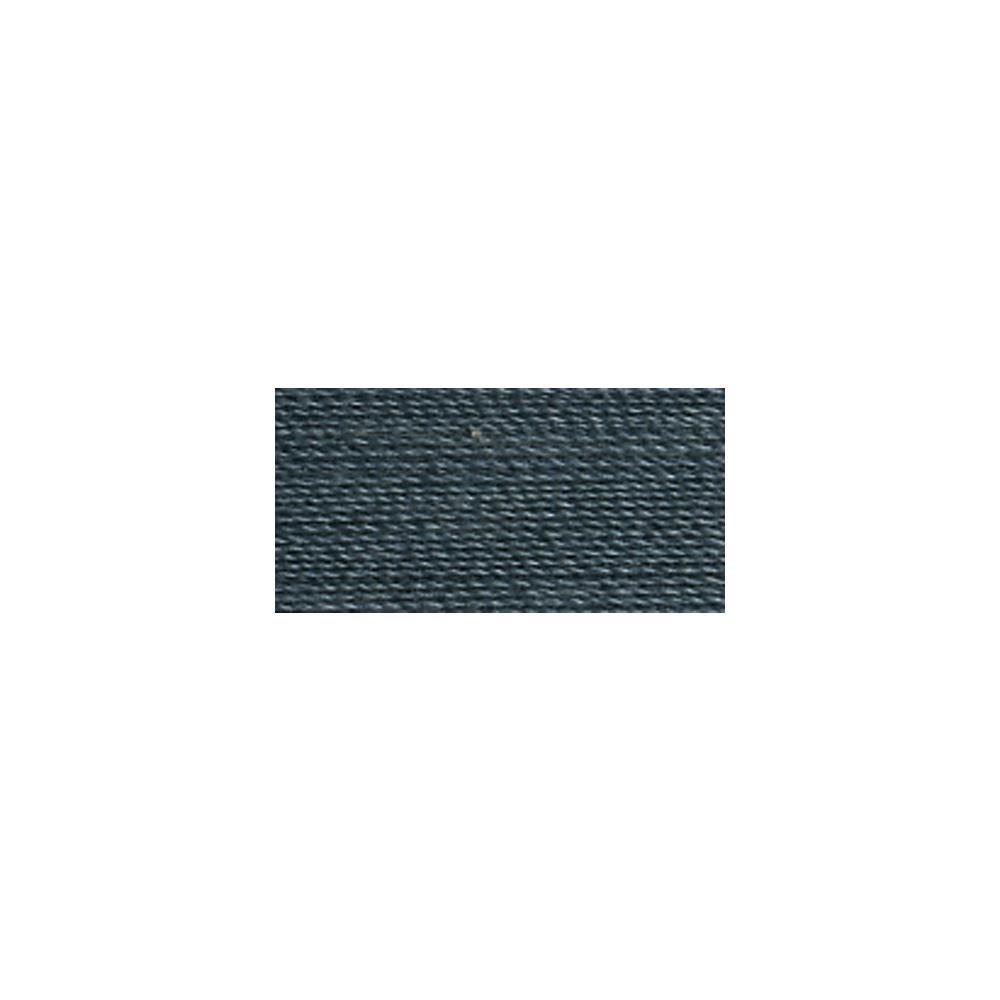 Aurifil Mako Cotton Embroidery Thread 50 wt. 1422 yds 1246 Dark Grey