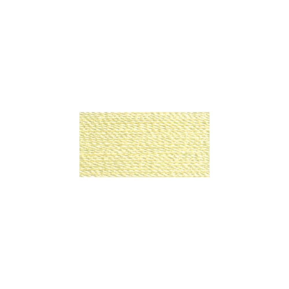 Aurifil Mako Cotton Embroidery Thread 50wt 1422yds 2110 Yellow