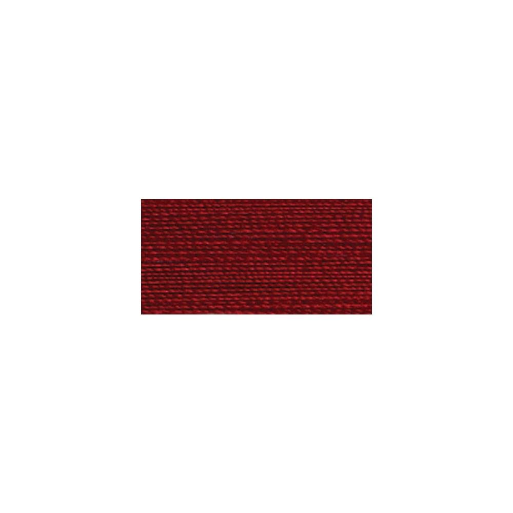 Aurifil Mako Cotton Embroidery Thread 50 wt. 220 yds Red Wine 2260