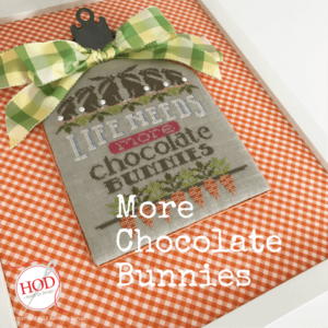 Kit CS Hands on Designs More Chocolate Bunnies with Sulky Thread Pack