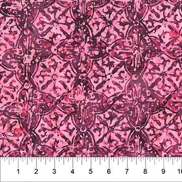 Northcott Florentine Batik Double tjap tilework