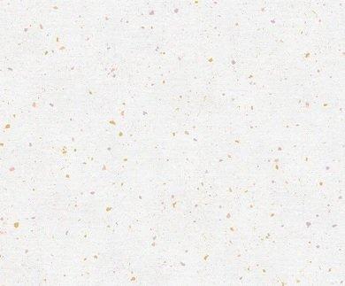 Paintbrush Studio Rainbow Dust Terrazzo White
