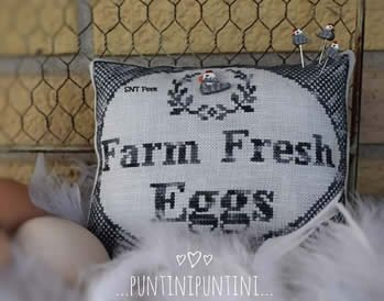 PT CS Puntinipuntini Farm Fresh Eggs