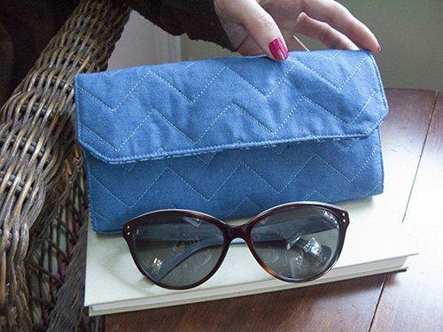 PT S Poorhouse Sew Together Wallet Kit