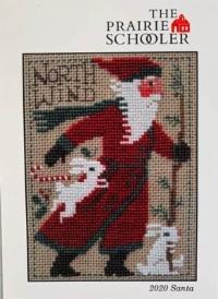 PT CS Prairie Schooler Santa 2020
