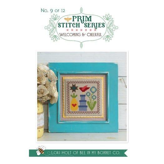 PT CS Prim Stitch Series 9 Welcoming & Cheerful