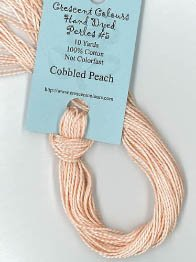 Crescent Colours Perles #5 Cobbled Peach