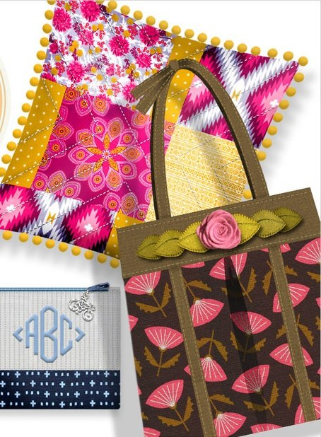 Sew 4 Home Projects