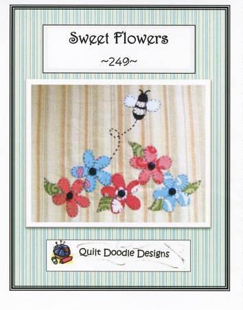PT S Quilt Doodle Designs Sweet Flowers
