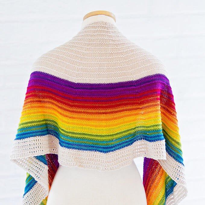 PT KN Sweet Georgia Rocky Mountain Rainbow