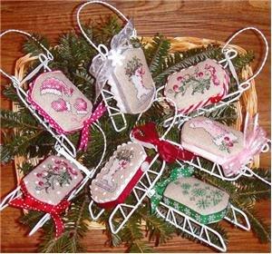 PT CS Sue Hillis Designs Christmas Ride