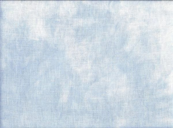 CS Fabric 18ct Aida Snow Drifts Opalescent F8