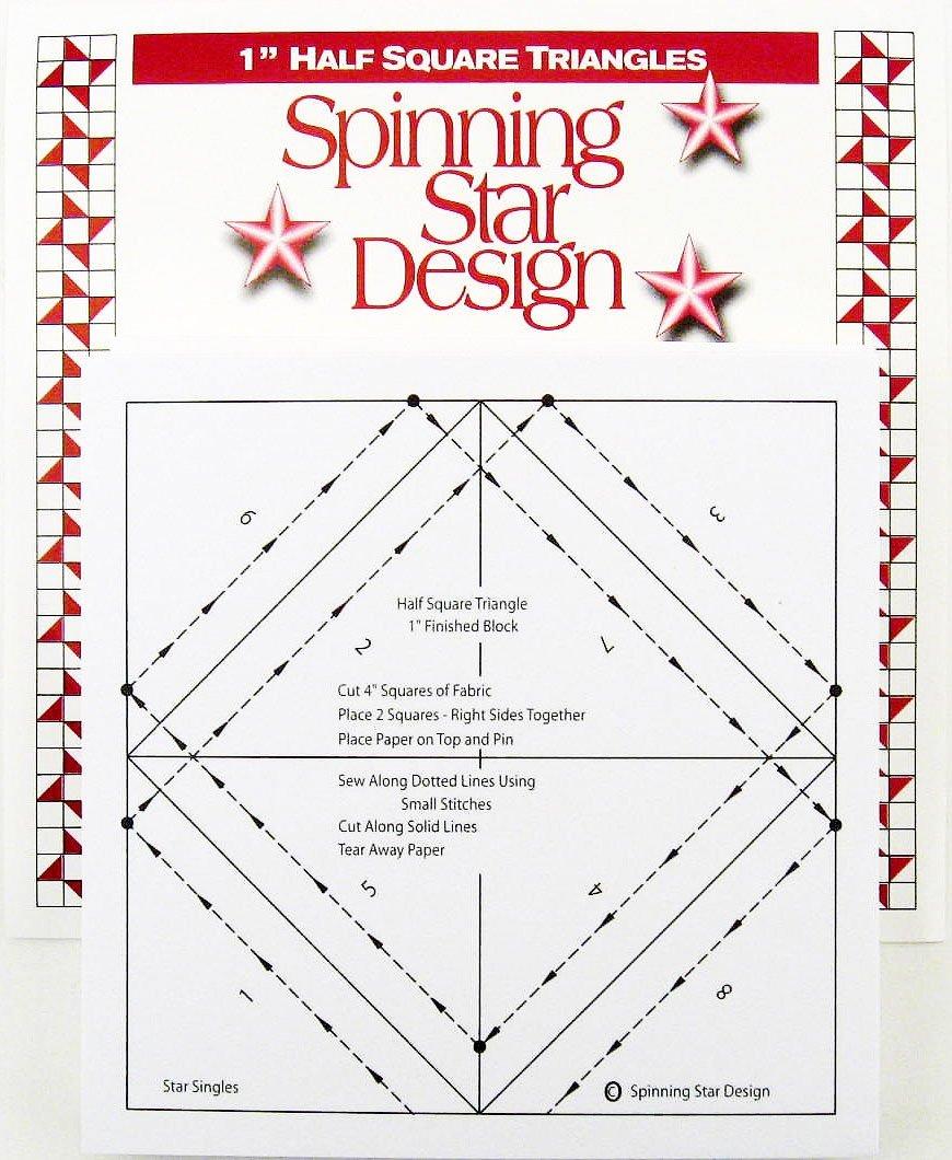 Spinning Star Designs Star Singles 1
