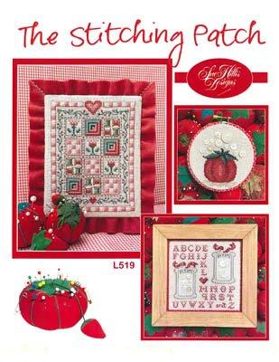 PT CS Sue Hillis The Stitching Patch