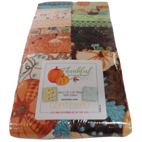 Contempo Thankful Strips