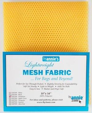 ByAnnie Light Weight Mesh Fabric Dandelion