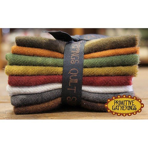 Prim Gatherings Wool Bundle Popular #2