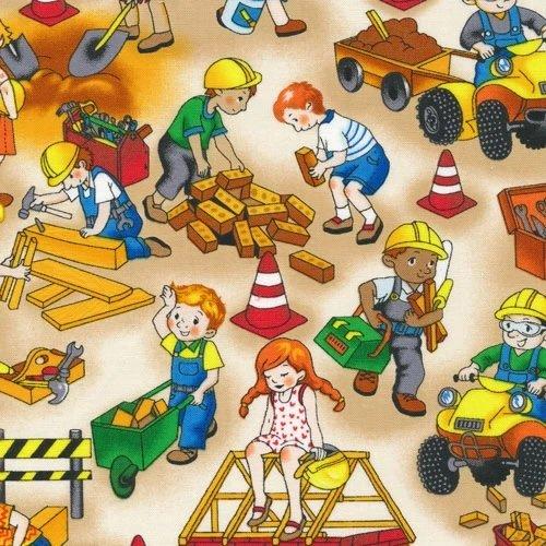 Fabri-Quilt Inc. Building 101 Tiny Builders