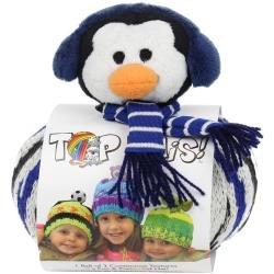 DMC Top This! Hat Kit Penguin