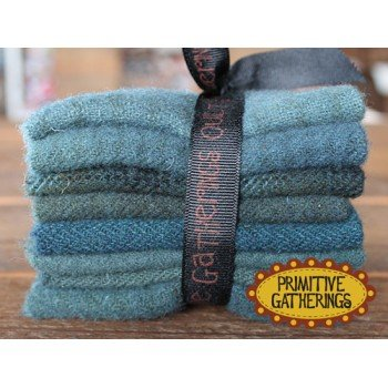 Prim Gatherings Wool Bundle Small Union