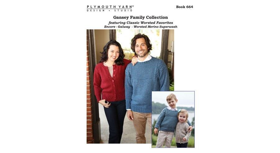 BK KN Gansey Family Collection