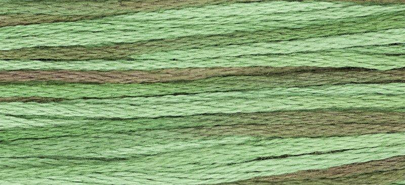 WDW Cotton Floss Foliage 4135