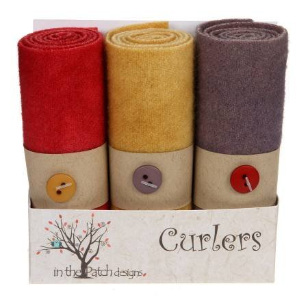 Wool Curlers 4 in x 16 in. Regals