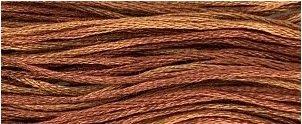 WDW Cotton Floss Cinnamon Twist 1228A